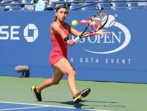 Tennis: U.S. Open-Kvitova vs Krunic