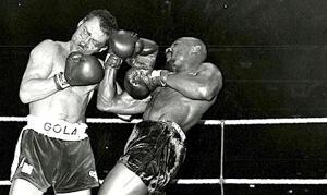 Marvin Hagler V Alan Minter