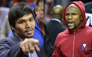 Manny Pacquiao, Floyd Mayweather Jr.