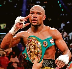 Mayweather Guerrero Boxing