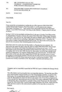 lettera copia
