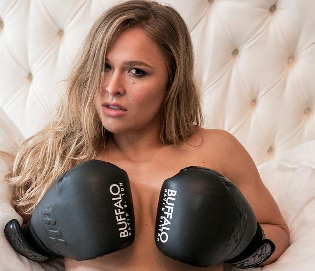 Ronda Rousey Mette Ko Mayweather Dario Torromeo
