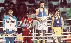giovanni parisi - Foto Omega. Olimpiadi Seoul 1988. Nella foto: Giovanni Parisi - Fotografo: omega