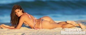 Swimsuit 2014: New Jersey Sara Sampaio NJ, USA 9/5/2013 X156875 TK2 Credit: Ben Watts